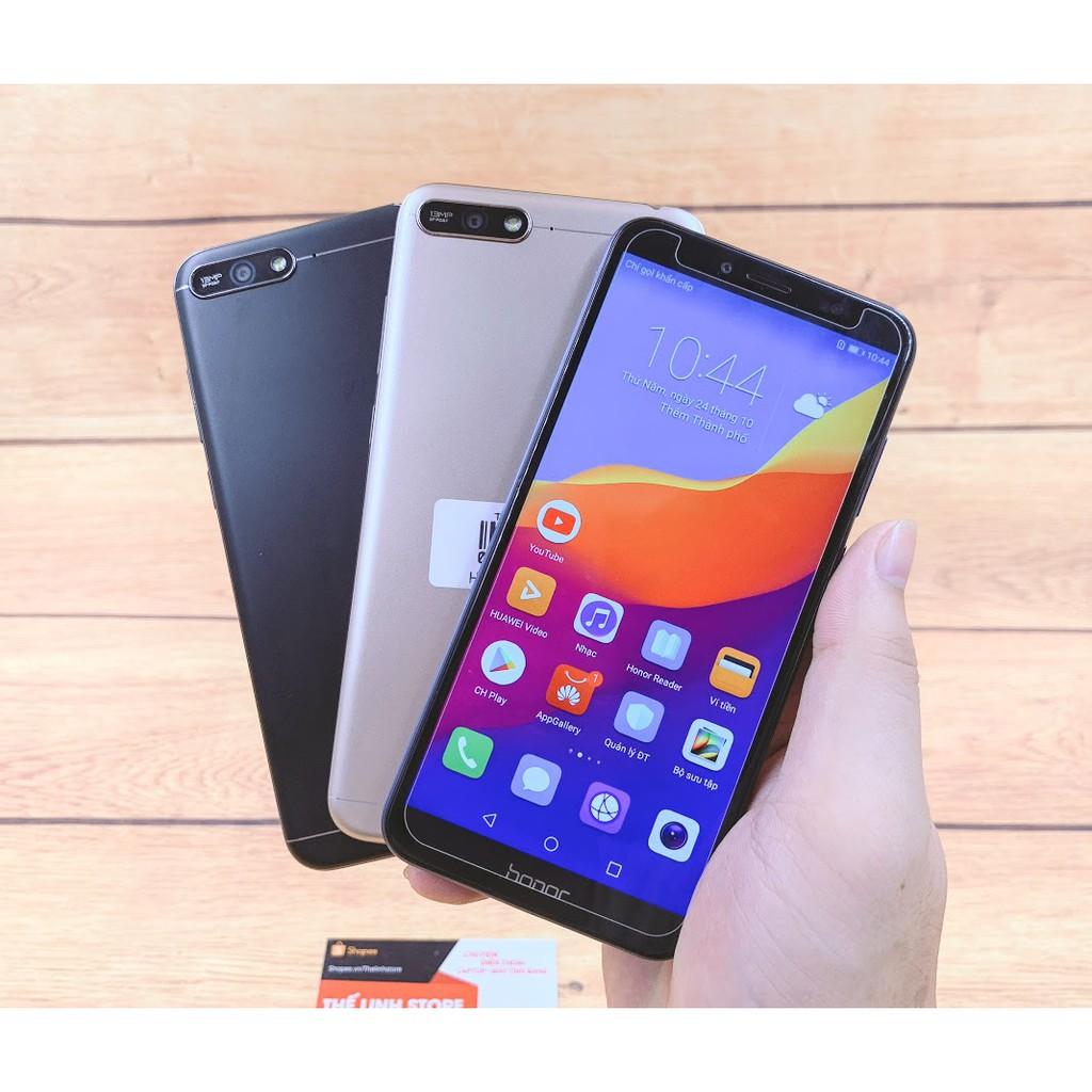 Điện thoại Huawei Honor 7A 32G - Màn 5.7 Snap 430 Android 8.0