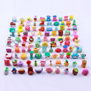Fruit Family Plastic Small Toys Cute Pen Cap Doll Christmas Gift
