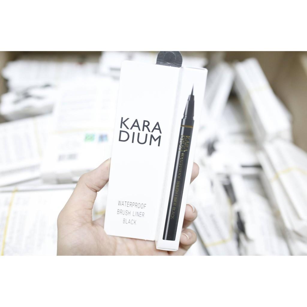 Bút dạ kẻ mắt nước hàn quốc Karadium