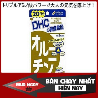ornithine Nhật bản 20 ngày bổ gan, giảm cân