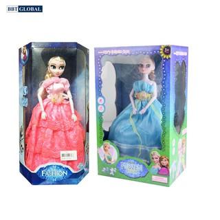 Đồ chơi búp bê cho bé gái BBT Global 1113A và 1107A thumbnail