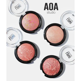 [Bill Mỹ] Phấn má hồng AOA Lumi Blush Shop Miss A thumbnail