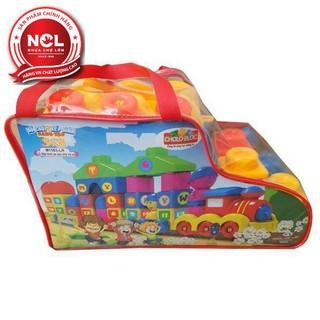 Đồ chơi xếp hình trẻ em Nhựa Chợ Lớn 313 – M1583-LR