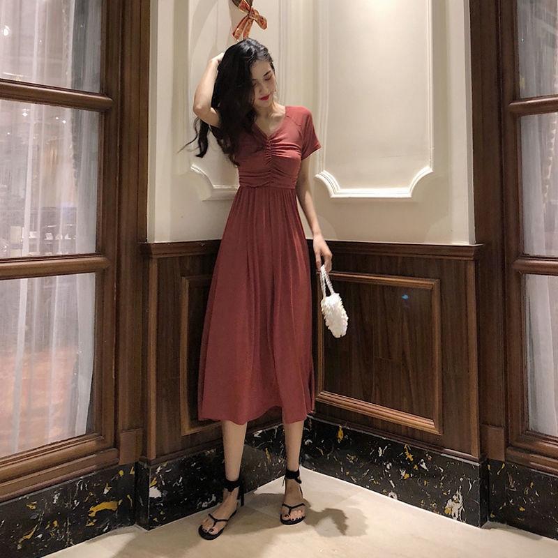 (hàng có sẵn) đầm nữ ngắn tay - 13846007 , 2543516143 , 322_2543516143 , 117100 , hang-co-san-dam-nu-ngan-tay-322_2543516143 , shopee.vn , (hàng có sẵn) đầm nữ ngắn tay