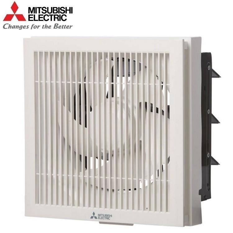 [Mã ELMA300 Giảm 10% đơn 250K]Quạt hút thông gió ốp tường có lưới Mitsubishi EX-20SKC5T