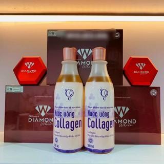 chính hãng nguyên tem + sữa ong chúa ) trắng da diamond white viên uống trắng dạ Ngọc trinh thumbnail
