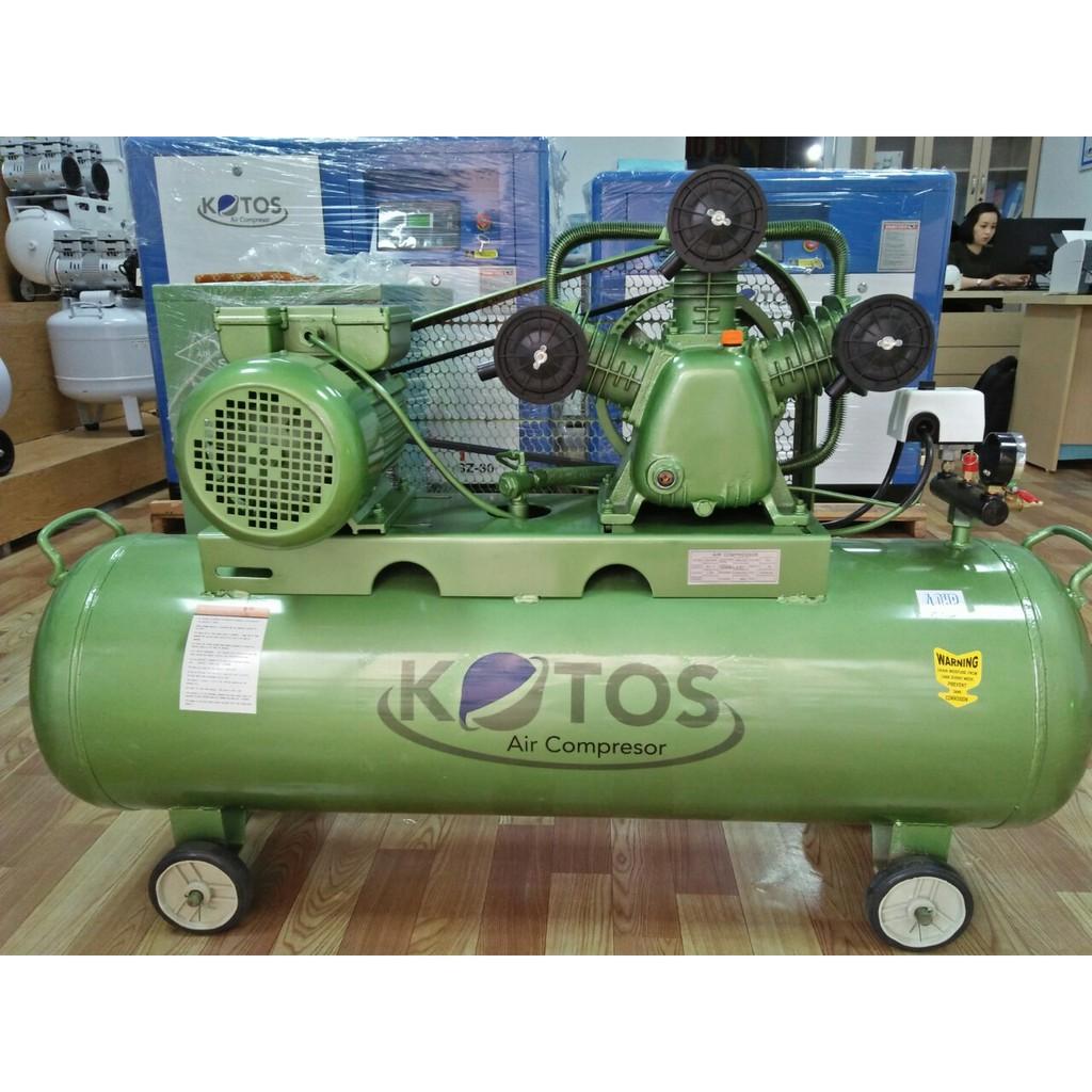 Máy nén khí Kotos HD-V-0.67/8-300L-5.5HP