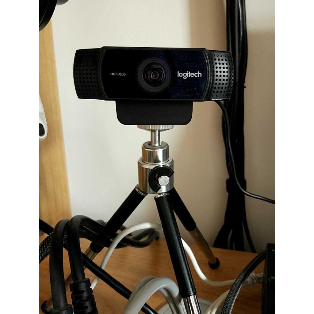 Webcam Ghi Hình Logitech C922 Giá chỉ 1.273.000₫