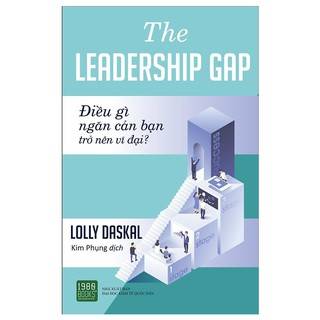 Sách - The Leadership Gap thumbnail