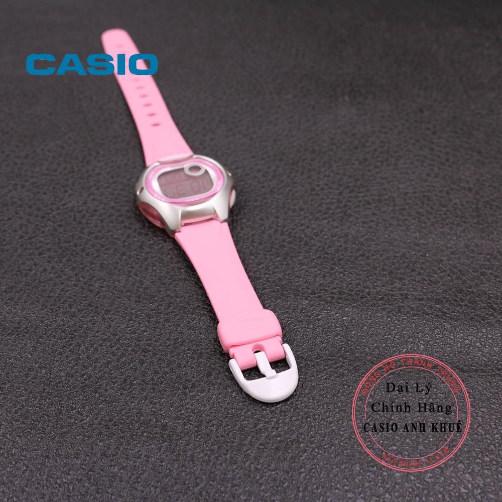 Đồng Hồ Nữ Casio LW-200-4BVDF Dây Nhựa Pin 10 Năm