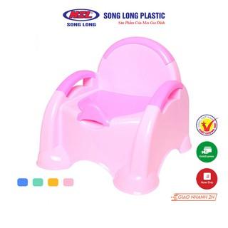 Ghế bô trẻ em Song Long Plastic có tựa lưng – 2656
