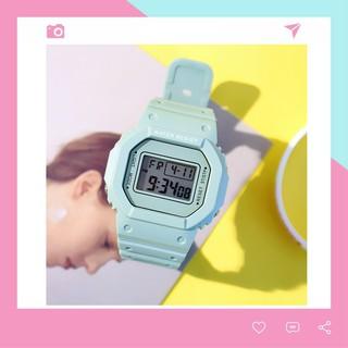 Đồng hồ nam nữ Sppors Xanh Matcha thể thao siêu đẹp DH78 giá rẻ