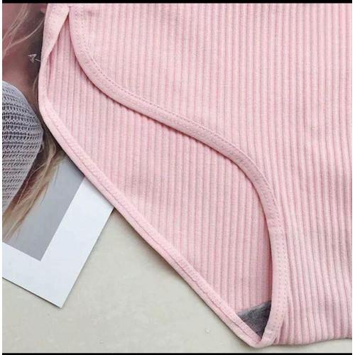 Quần lót nữ, quần lót Muji tăm tre thông thoáng QC11