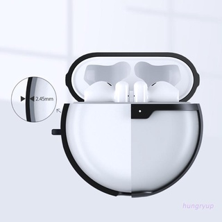 hung Silicone Protective Earphone Box with Soft Touch for Huawei Freebuds Pro