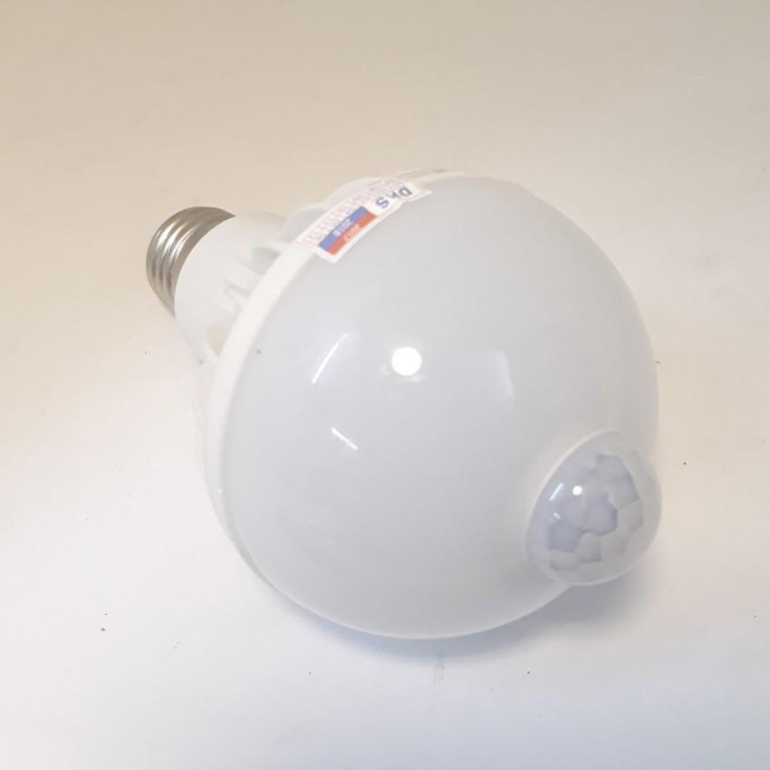 Bóng đèn cảm ứng hồng ngoại 9w chuyển động thông minh