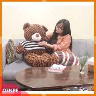 [THANH LÝ] [ FREESHIP ]Gấu Bông Teddy 1m3 Khổ Cao 1M1 – Gấu Bông To Đẹp Rẻ Vô Địch