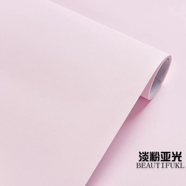Decal dán tường màu trơn keo sẵn 10m x60 cm=6 m2 tường - 10052107 , 1184829534 , 322_1184829534 , 170000 , Decal-dan-tuong-mau-tron-keo-san-10m-x60-cm6-m2-tuong-322_1184829534 , shopee.vn , Decal dán tường màu trơn keo sẵn 10m x60 cm=6 m2 tường