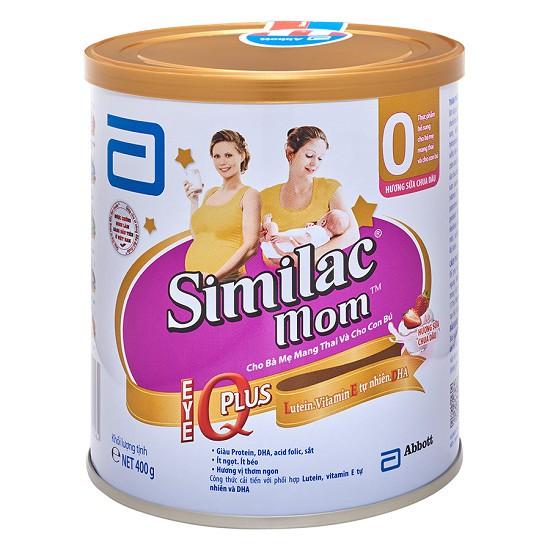 Sữa bột Similac Mom hương dâu (400g)