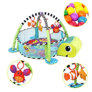 Lovely Baby Playing Mat Cartoon Toys Infant Floor Blanket Educational Gym Mats K