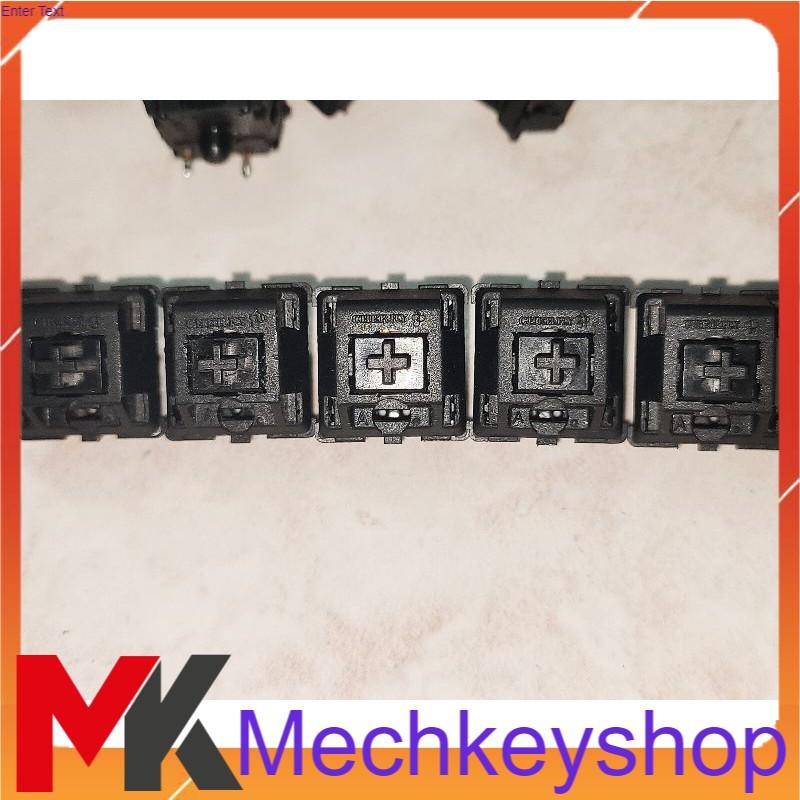 5 Switch Cherry Mx Black 2nd cho bàn phím cơ