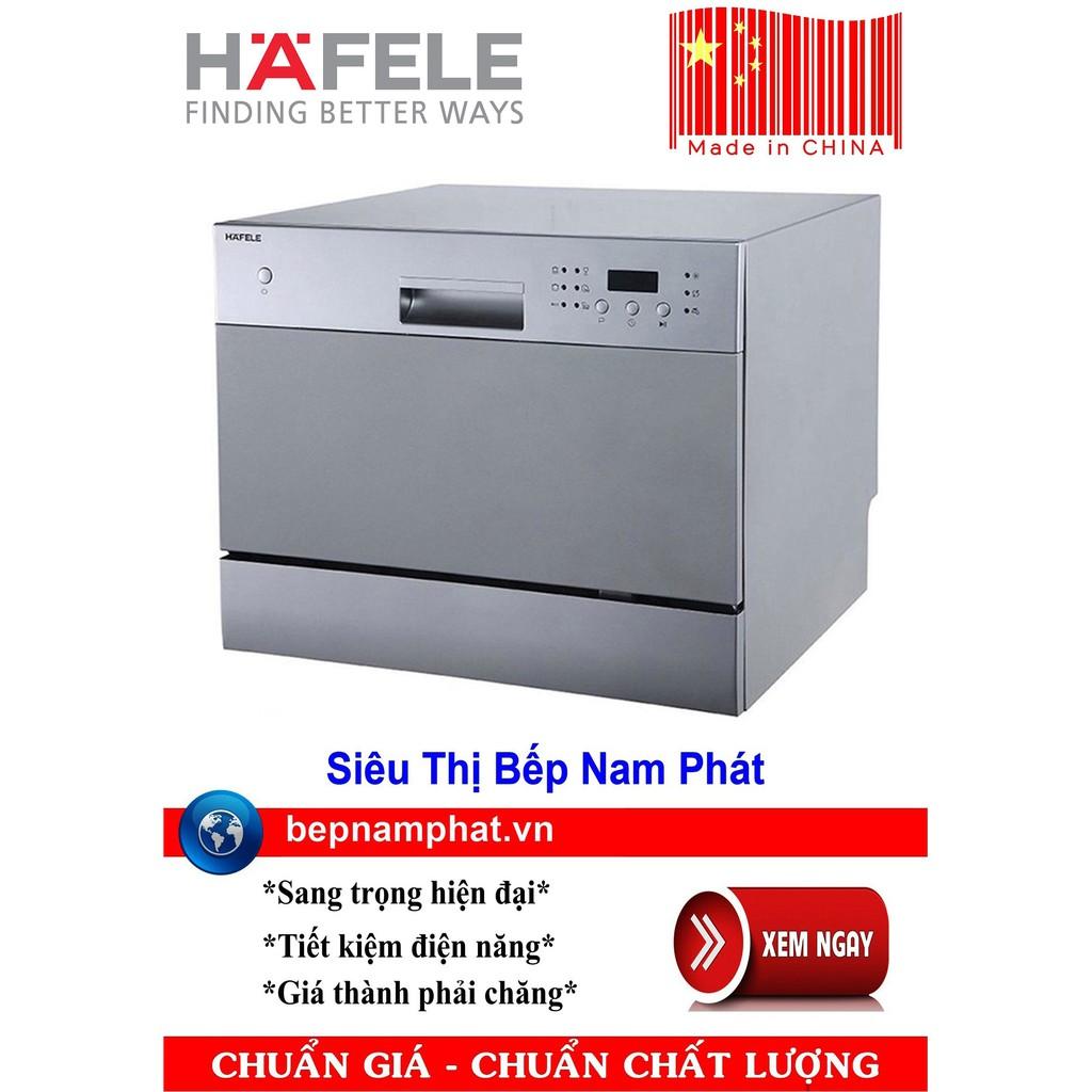 Máy rửa bát để bàn Hafele HDW-T50A 538.21.190 sản xuất Trung Quốc