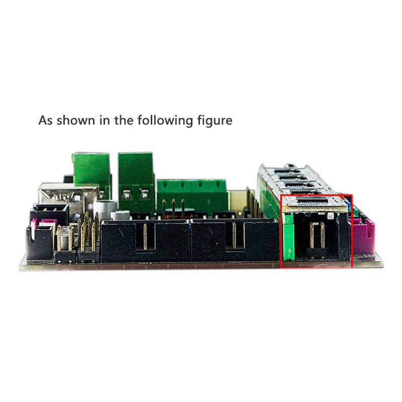 TB67S109 Driver ule, 3D Printer 42 Stepper Motor Driver 4A Current