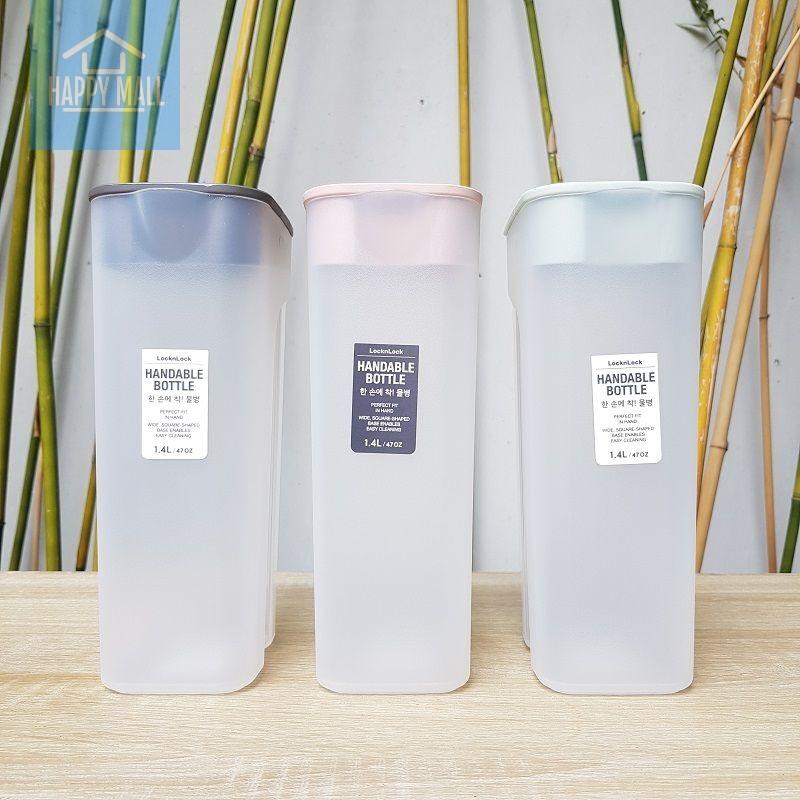 Bình đựng nước LocknLock Handle Bottle dung tích 1.4L HAP817