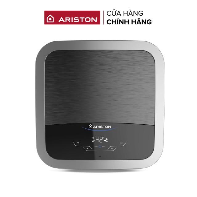 Miễn phí công lắp đặt_Bình nước nóng gián tiếp Ariston AN2 15L TOP WIFI 2.5 FE