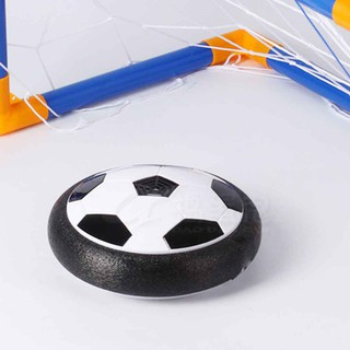 LED Light Flashing Ball Toys Air Power Soccer Balls Multi-surface Hovering_FF86
