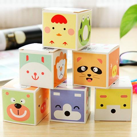 Giấy Note Box Animals - 3584247 , 1132690928 , 322_1132690928 , 30000 , Giay-Note-Box-Animals-322_1132690928 , shopee.vn , Giấy Note Box Animals