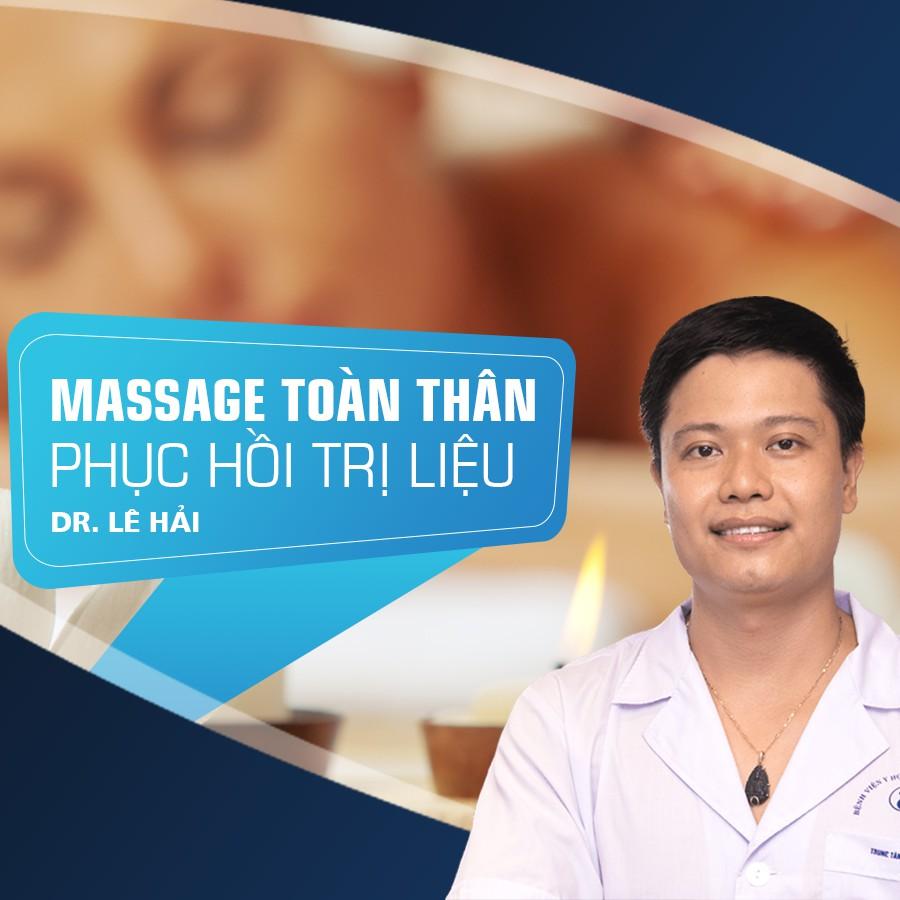 [Voucher-Khóa Học Online] Massage toàn thân, phục hồi trị liệu cơ bản trong gia đình - Toàn Quốc - HereEast