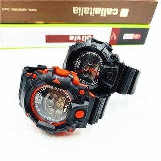 Đồng hồ SKMEI phong cách thời trang thể thao chống nước cho trẻ em