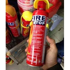 Bình cứu hỏa mini– Fire Stop 1000ml - 2737521 , 31789384 , 322_31789384 , 55000 , Binh-cuu-hoa-mini-Fire-Stop-1000ml-322_31789384 , shopee.vn , Bình cứu hỏa mini– Fire Stop 1000ml