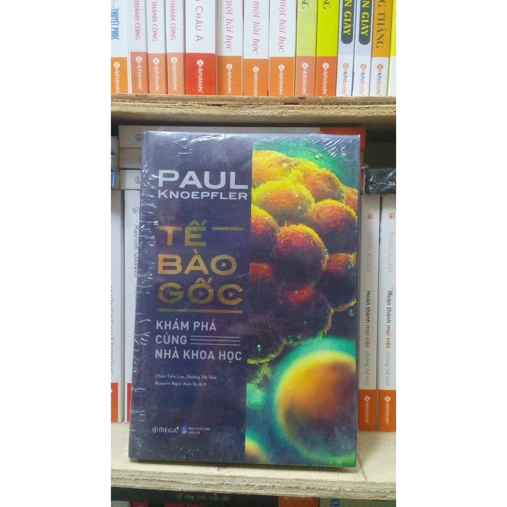 sách khoa học hay- Tế bào gốc, khám phá cùng nhà khoa học