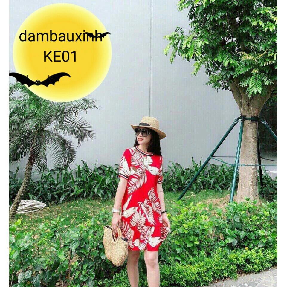 Đầm bầu xinh KA878