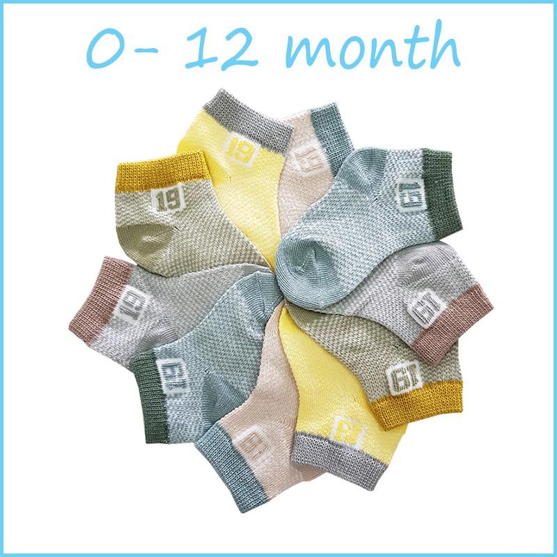 Vớ cho bé sơ sinh 0 - 12 tháng hình số 19