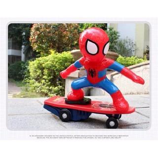 Đồ chơi người nhện trượt ván có điều khiển – GIANG54 g51