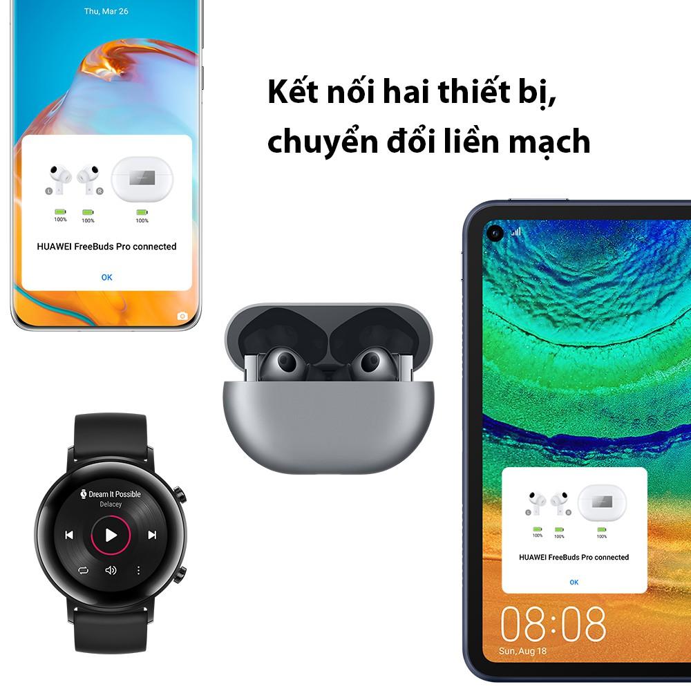[Mã ELMALL1TR giảm 5% đơn 3TR] Tai nghe Bluetooth HUAWEI FreeBuds Pro