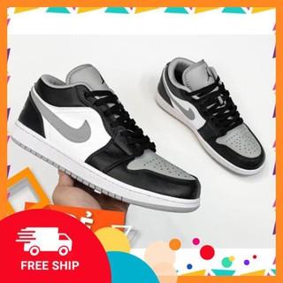Giày Thể thao Jordan 1 low xám khói cao cấp (tặng box) thumbnail