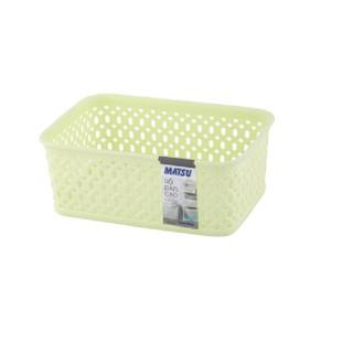 Hình ảnh Rổ đan cao Nhựa Duy Tân Matsu 1T4 - No.1101-1