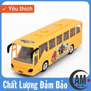 [Sản Phẩm Mới] Xe Bus Phát Nhạc (Giao Màu Ngẫu Nhiên) BMBE1052