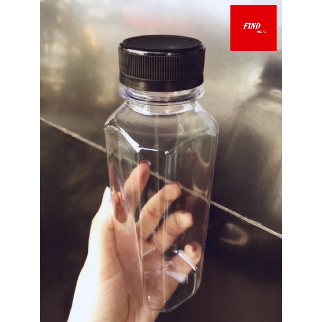 [FREESHIP] GT004 Chai nhựa đựng trà sữa, 330ml - cam kết giá gốc tại xưởng