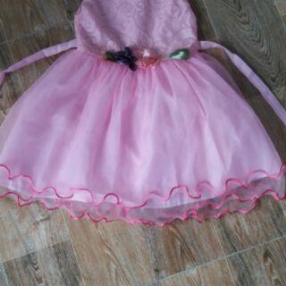 Đầm công chúa cho bé 100k
