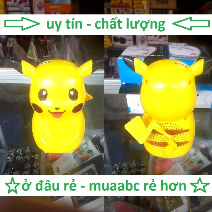 Loa Bluetooth Pikachu Giá Hot