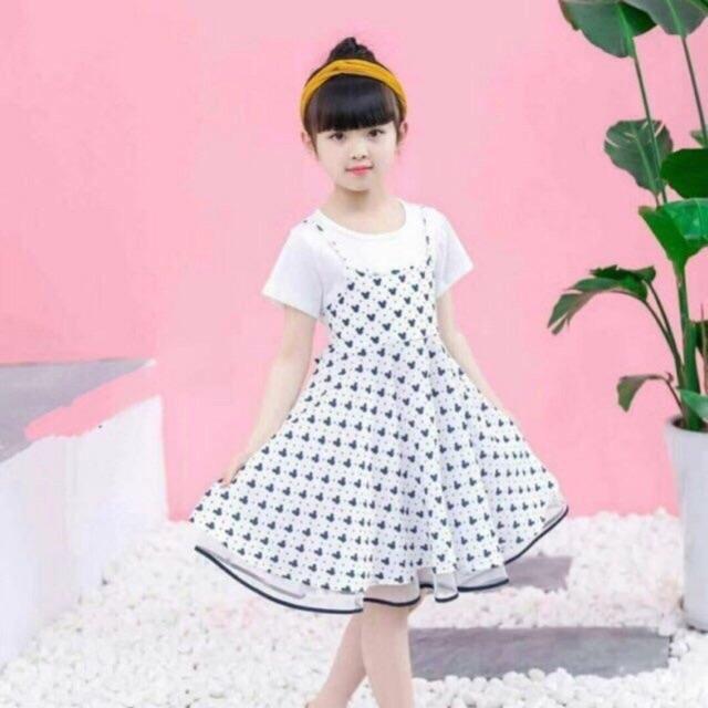 45 cái váy bé gái - 15389751 , 1096350472 , 322_1096350472 , 2567000 , 45-cai-vay-be-gai-322_1096350472 , shopee.vn , 45 cái váy bé gái