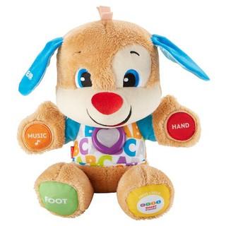 Đồ chơi phát triển ngôn ngữ cho trẻ – Đồ chơi tương tác -Gấu bông fisher price học và hát.