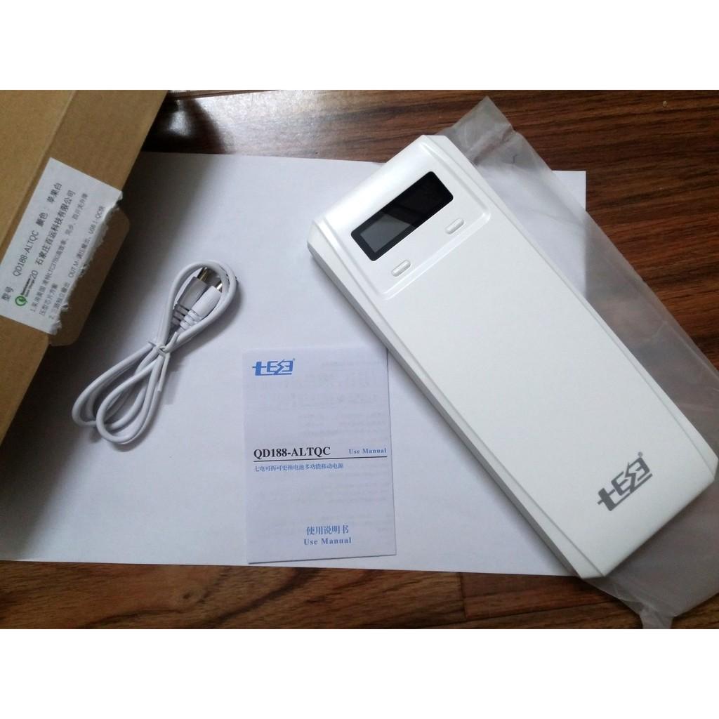 Box QiDian 188 ALT QC sạc cho laptop và điện thoại - 2802370 , 96745697 , 322_96745697 , 750000 , Box-QiDian-188-ALT-QC-sac-cho-laptop-va-dien-thoai-322_96745697 , shopee.vn , Box QiDian 188 ALT QC sạc cho laptop và điện thoại