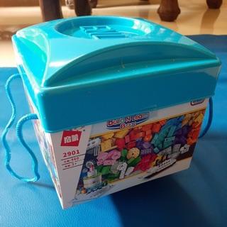 BỘ LEGO XẾP HÌNH 460 CHI TIẾT
