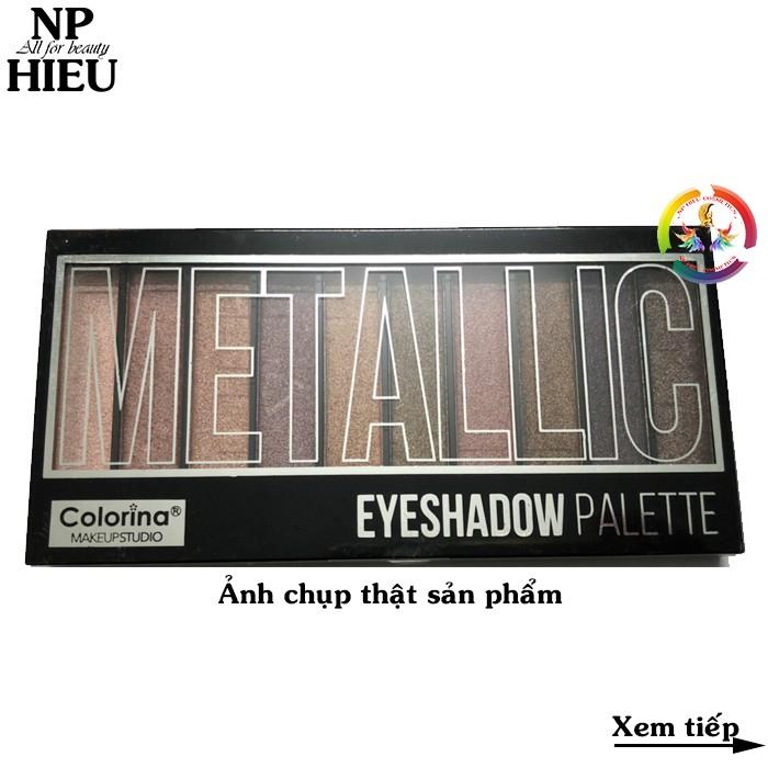 Phấn mắt Metallic - 10026433 , 1039932363 , 322_1039932363 , 100000 , Phan-mat-Metallic-322_1039932363 , shopee.vn , Phấn mắt Metallic