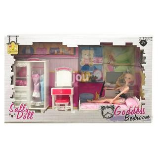 Búp bê Phòng ngủ của Sally